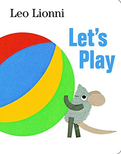 Leo Lionni『Let's Play』の表紙イメージ
