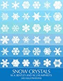 『Snow Crystals (Dover Pictorial Archive)』W. A. Bentley