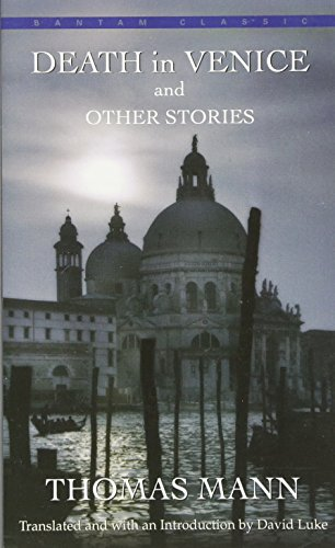 Thomas Mann『Death in Venice and Other Stories (First Book)』の表紙イメージ