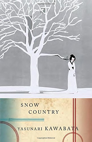 Yasunari Kawabata『Snow Country (Vintage International)』の表紙イメージ