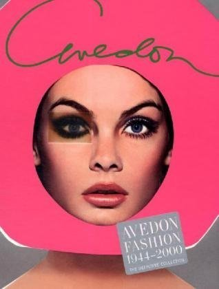 Carol Squiers『Avedon Fashion 1944-2000』の表紙イメージ