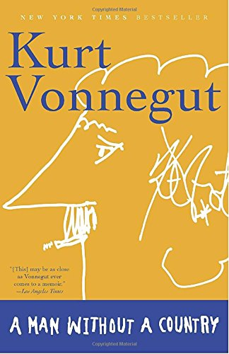 Kurt Vonnegut『A Man Without a Country』の表紙イメージ