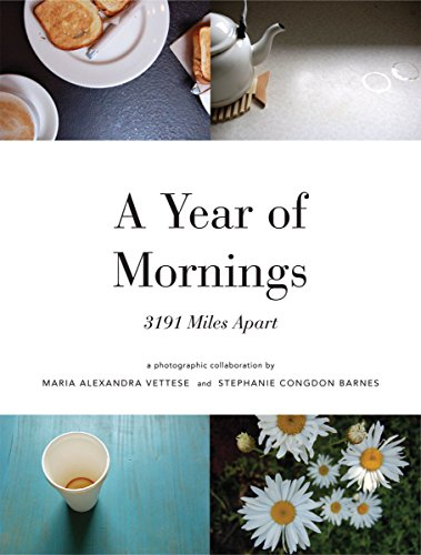 『A Year of Mornings: 3191 Miles Apart』Maria Vettese