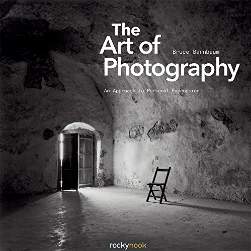 Bruce Barnbaum『The Art of Photography: An Approach to Personal Expression (Photographic Arts Editions)』の表紙イメージ