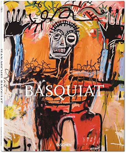 『Jean-Michel Basquiat 1960-1988: The Explosive Force of the Streets (Taschen Basic Art Series)』Leonhard Emmerling